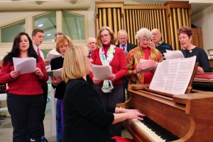 Peace Lutheran Choir