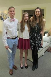 Nate, Nicole, Olivia